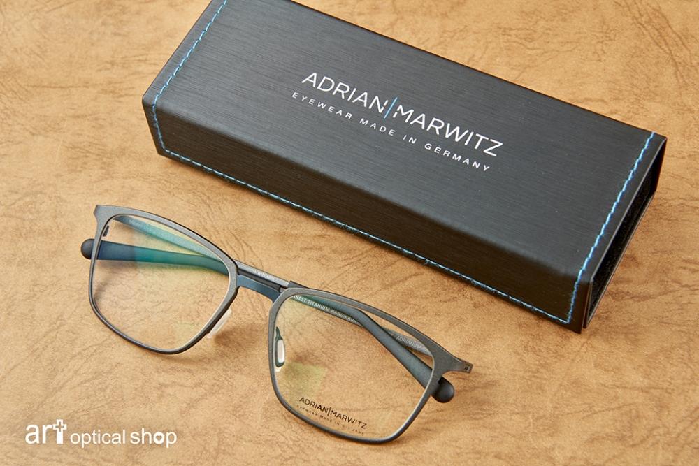 ADRIAN MARWITZ-stranger-No.38-經典鏡框