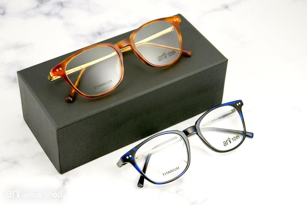 愛爾特眼鏡 - 十週年限定款鏡框 - A 1002