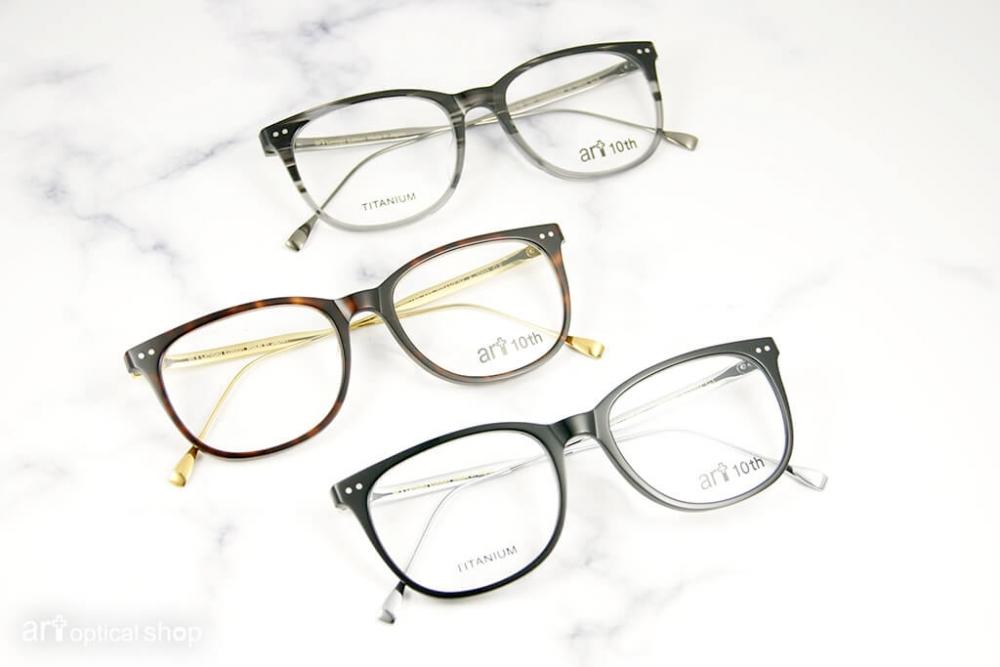 愛爾特眼鏡 - 十週年限定款鏡框 - A 1003