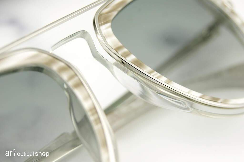 614179c634d BLAKE KUWAHARA - LAUTNER - 框中框造型經典飛行員太陽眼鏡- 愛爾特眼鏡 ...