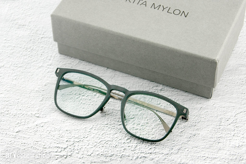 MYKITA MYLON - JUJUBI - MH9 亮灰石墨色