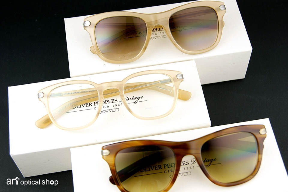 OLIVER PEOPLES - XXV 25TH ANNIVERSARY
