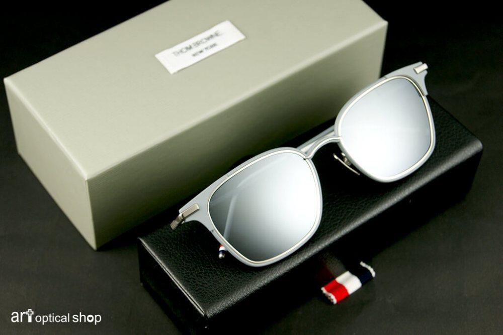 THOM BROWNE - TB-107B - 方框型太陽眼鏡