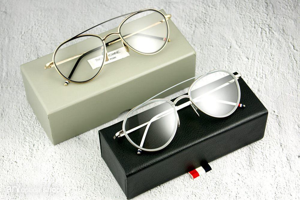THOM BROWNE - TB-109 - 飛行員款 全框眼鏡