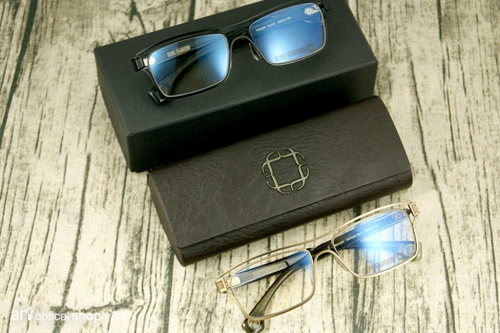 BLAKE KUWAHARA - FLOWER - 框中框 方型眼鏡