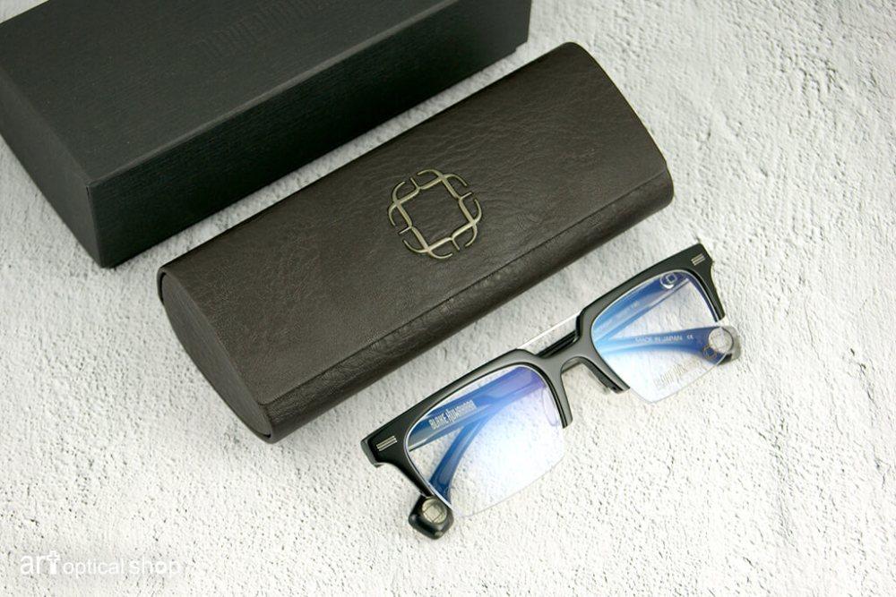 BLAKE KUWAHARA - WEXLER - 立體眉框造型眼鏡