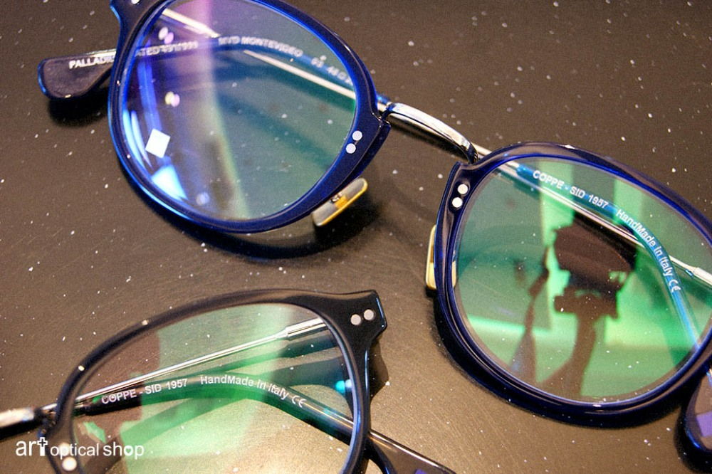 COPPE & SID - MVD MONTEVIDEO - 復古鍍金鏡框 1957 系列