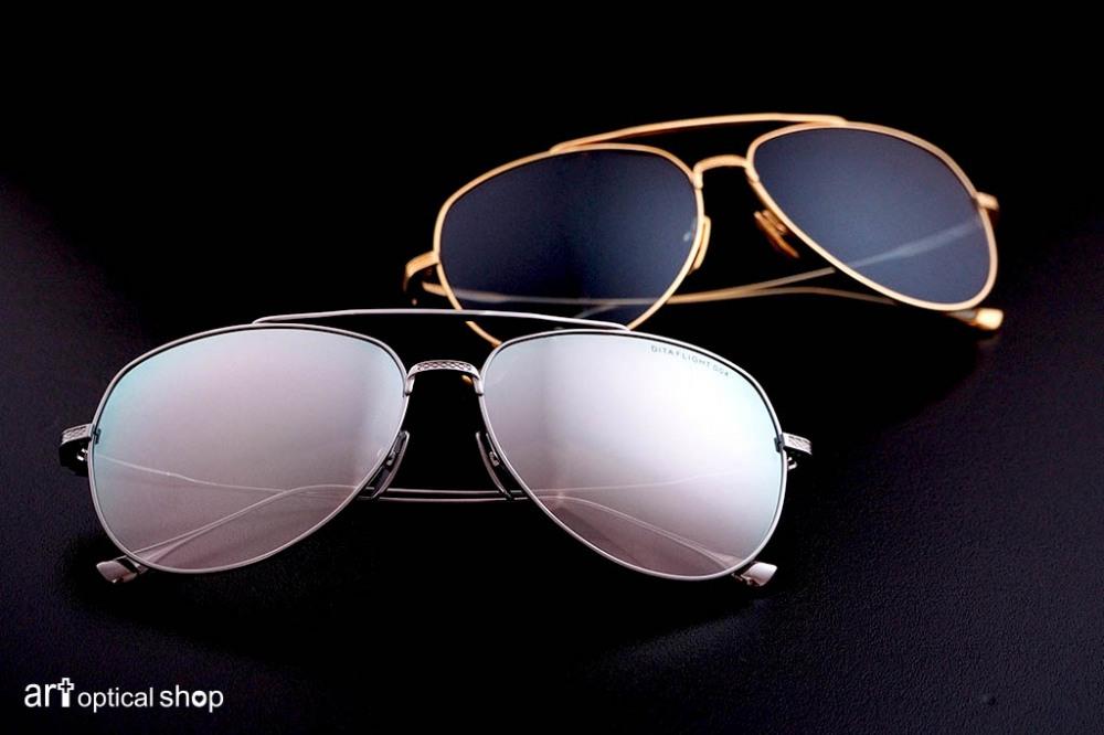 DITA - 經典飛行圓太陽眼鏡 FLIGHT.004