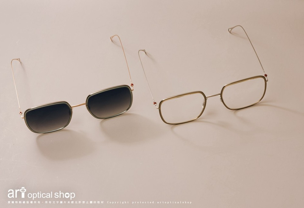 Haffmans & Neumeister Delavault 超大方框光學及太陽眼鏡