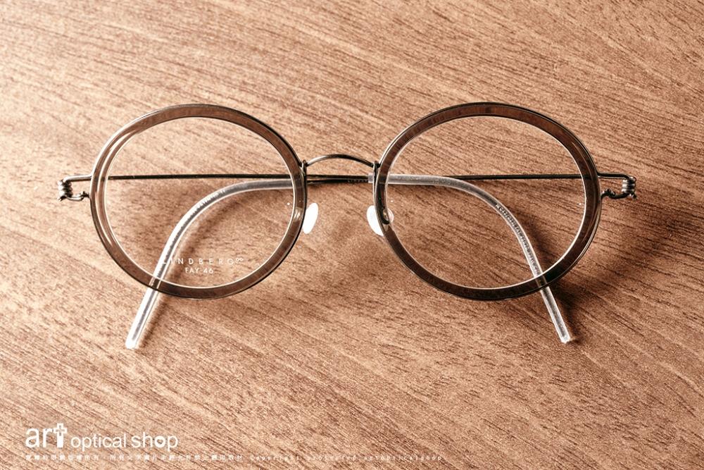 LINDBERG - AIR TITANIUM RIM -FAY46- 超輕量全框鈦絲眼鏡
