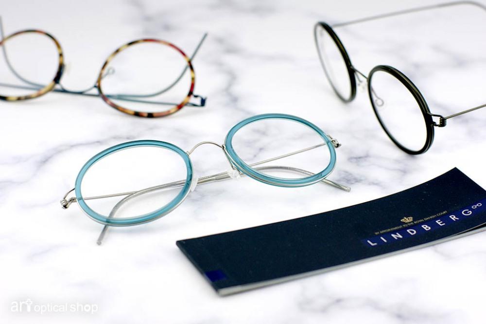 LINDBERG - AIR TITANIUM RIM - 超輕量全框鈦絲眼鏡