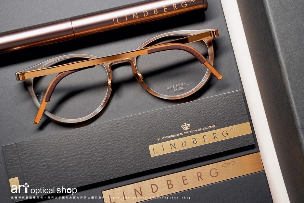 LINDBERG PRECIOUS - 1834 貴金屬牛角眼鏡