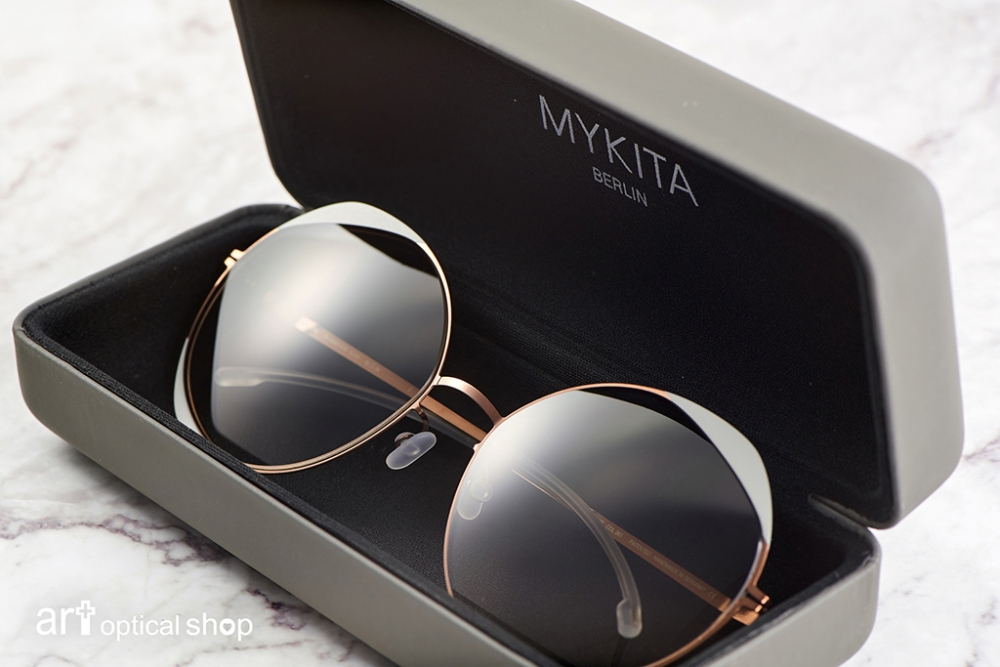MYKITA-DECADES SUN ELISA-幾何圓形太陽眼鏡