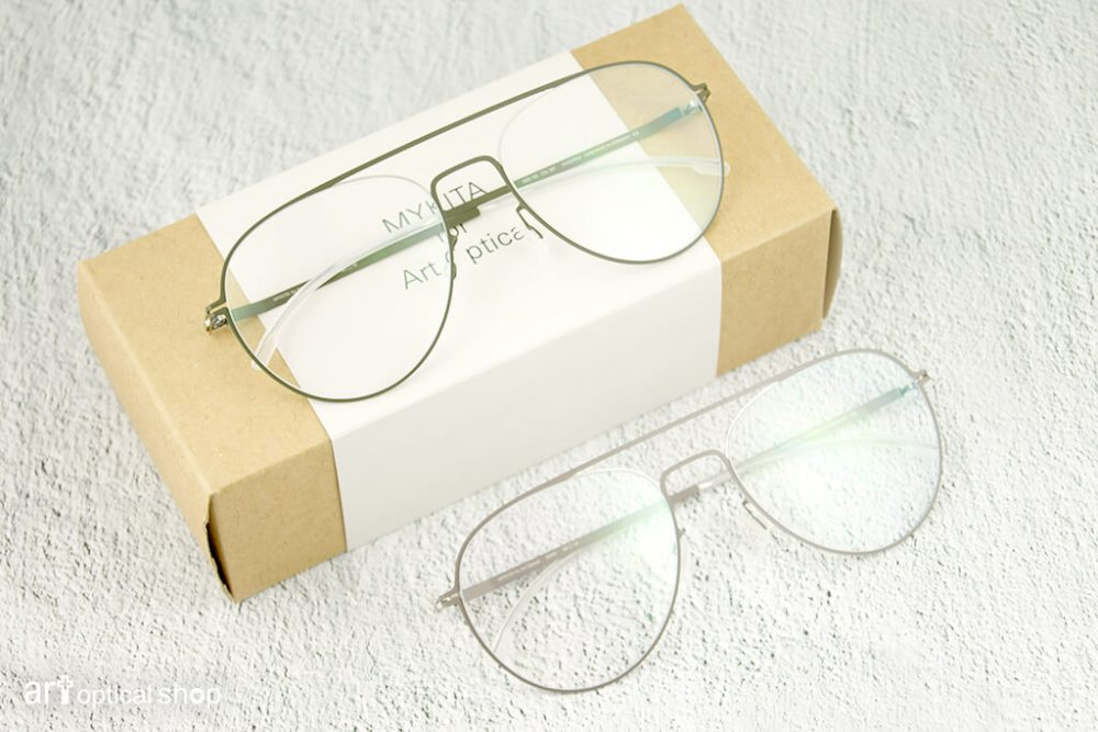 MYKITA for ARToptical - 聯名款 超輕量圓框眼鏡 - LITE EERO