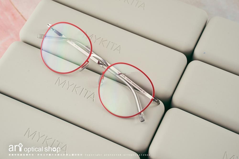 MYKITA-LESSRIM-VABO-經典輕量超薄鋼光學眼鏡