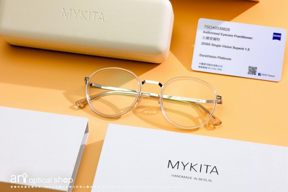 MYKITA LITE TUVA 透明清透光學鏡框