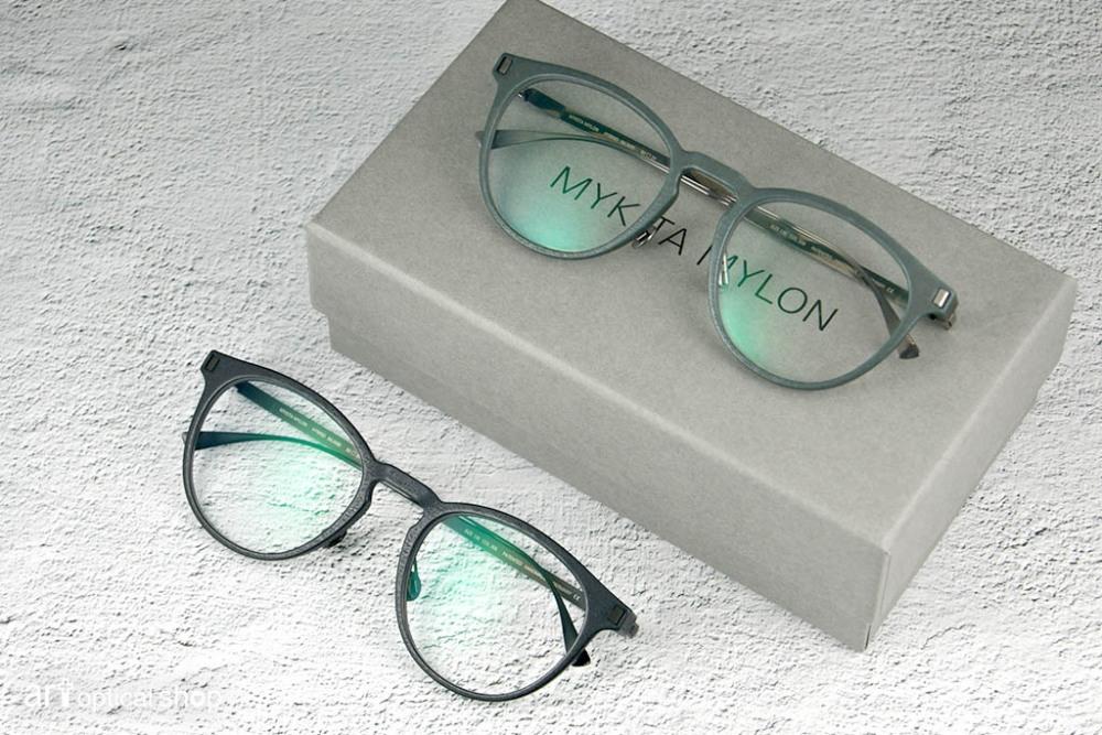MYKITA MYLON - BILIMBI - 石墨綠 圓框眼鏡