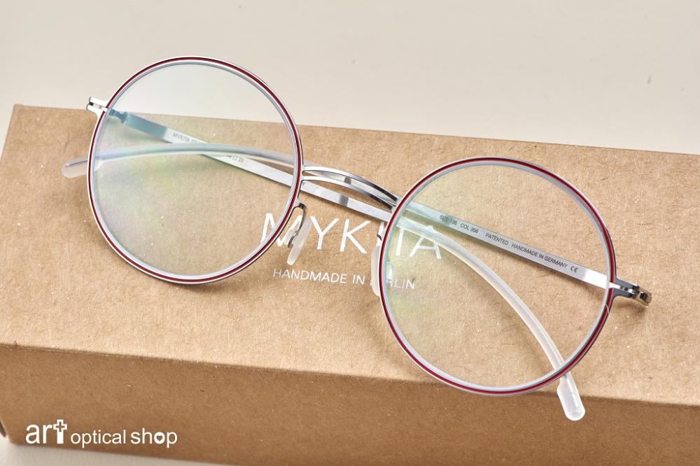 MYKITA-STUDIO 6.4 經典手工薄鋼圓框眼鏡