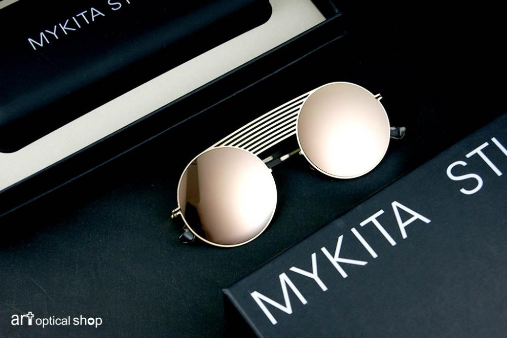 MYKITA - STUDIO SUN 1.2 - S12 香檳金太陽眼鏡