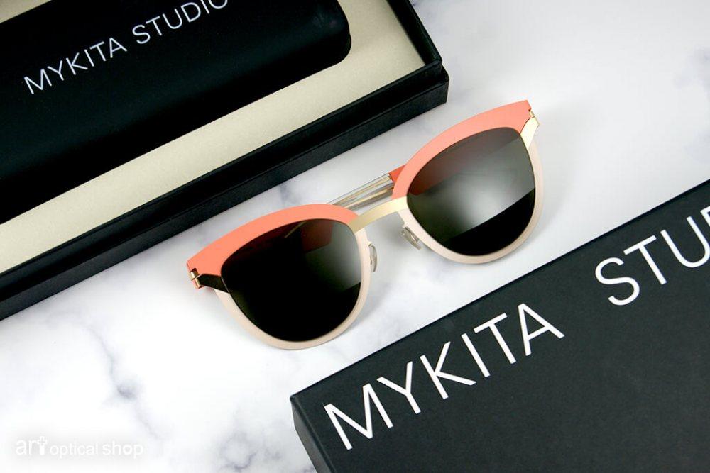 MYKITA - STUDIO SUN 4.4 - S8 太陽眼鏡-夏日橘黃