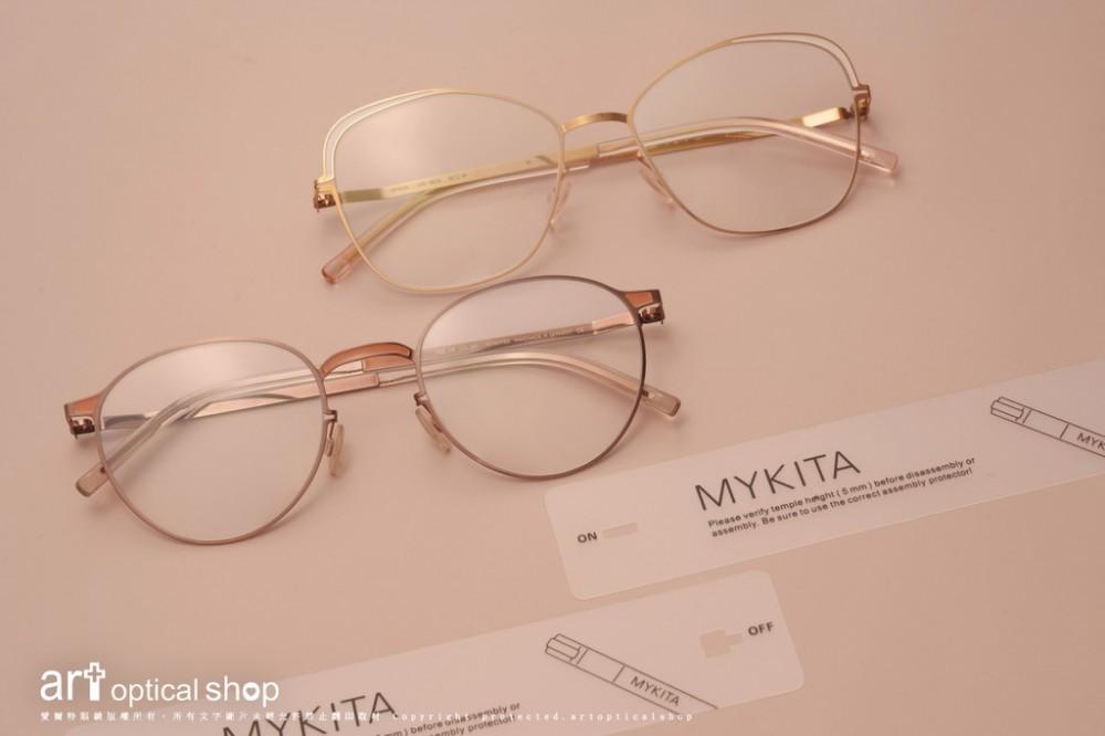 MYKITA LITE NETA&JUL 輕量蝶形女士鏡框