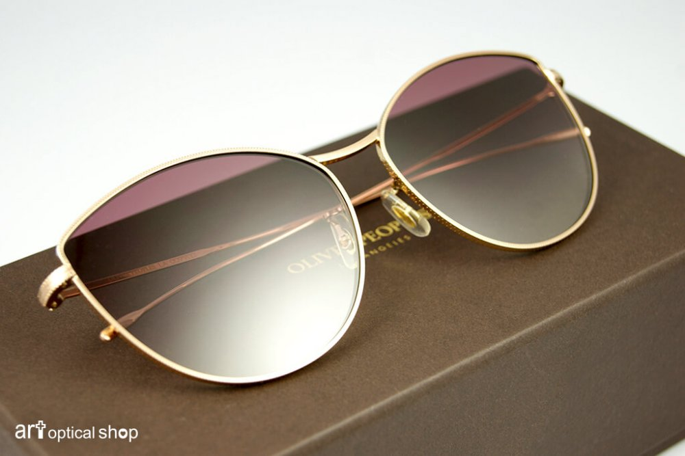 OLIVER PEOPLES - RAYETTE - 復古貓眼款 太陽眼鏡