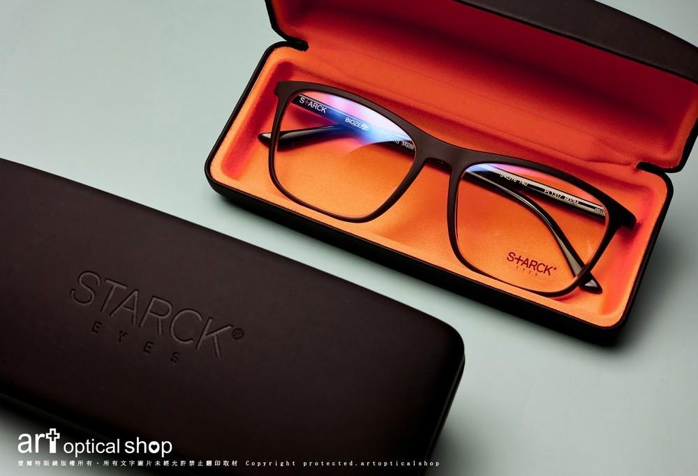 STARCK BIOZERO PL1317 ROOM 極簡方框光學鏡框