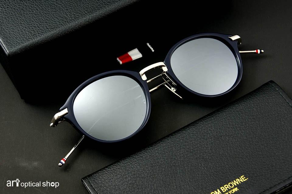 THOM BROWNE - TB 011 - 水銀鏡片太陽眼鏡