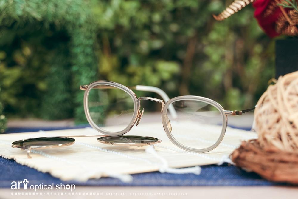 THOM BROWNE - TB-710 - 不敗學院風 前掛式太陽眼鏡