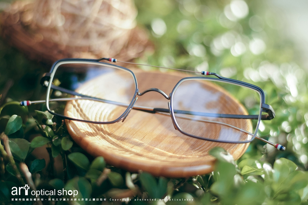 THOM BROWNE-TBX909-經典方框眼鏡
