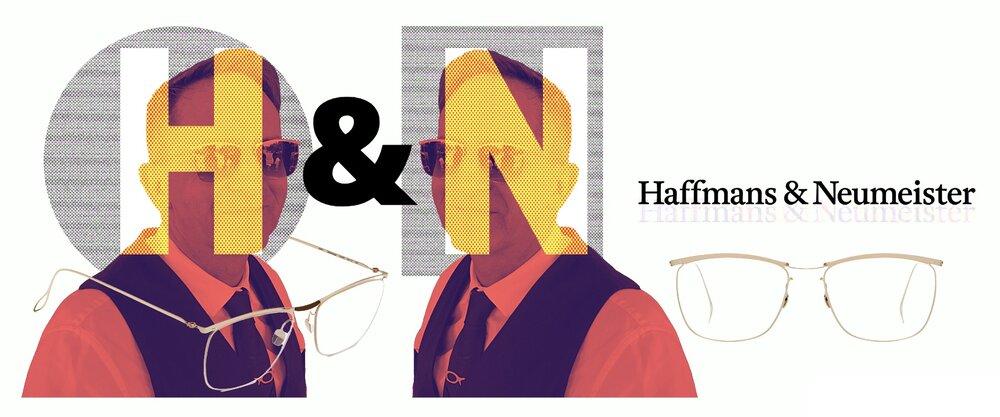 Haffmans & Neumeister (HNH) – 薄鋼眼鏡之父第三度創業之作
