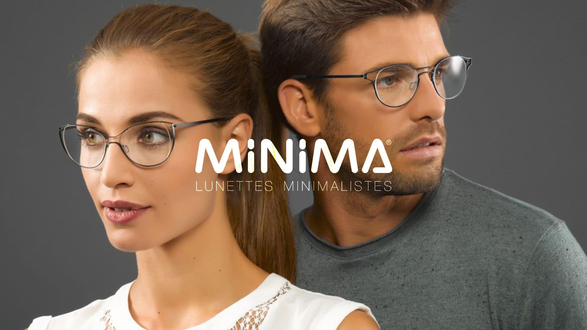 MiNiMA – 法國極簡時尚眼鏡品牌